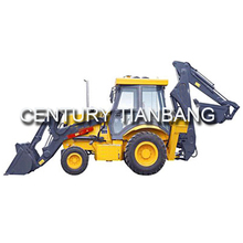 China Famous Brand Small SLL 870 Backhoe Loader