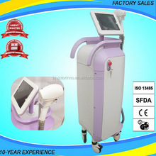Alibaba china hot selling laptop 808nm diode laser hair removal
