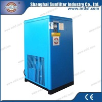 Air compressor for mining used regenerative air dryer