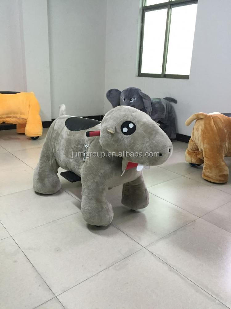 Guangzhou market for walking horse toy for children