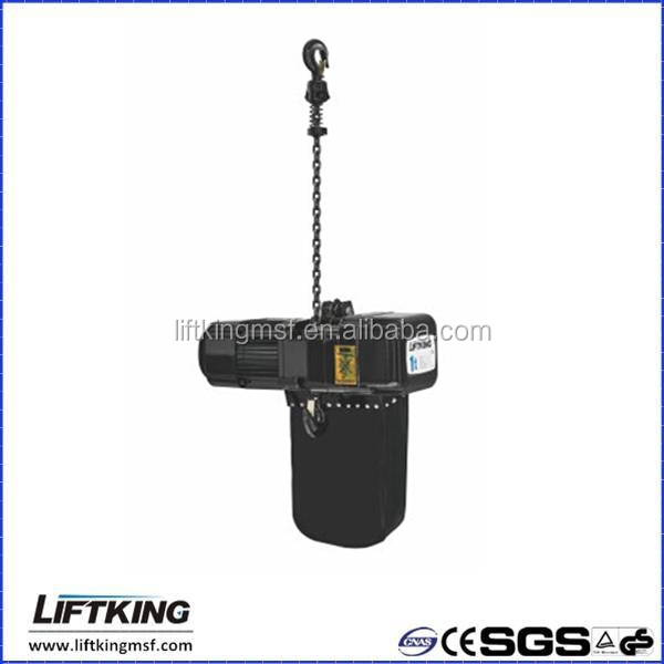 LIFTKING brand wide capacity 0.25-2Ton electric stage and concert lifting hoist