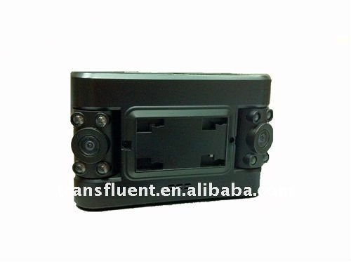Dual Camera H.264 HD 720P Car Blackbox
