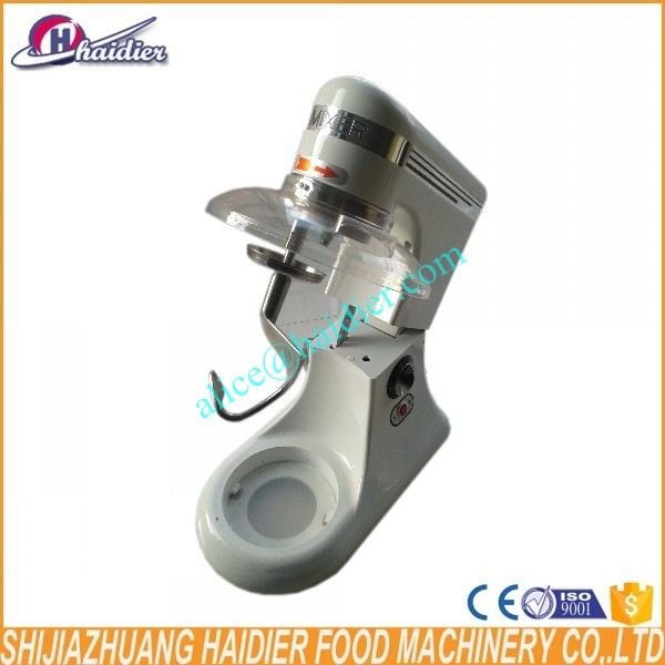 High quality Kitchen Stainless steel small 5 litre planetary mixer in China