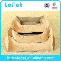 High Quality covered warm dog bed and durable pet bed for dogs