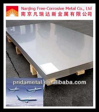 Mirror Polished Surface Titanium Alloy Sheet For Medical Implants