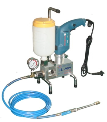 EPOXY INJECTION MACHINEFOR CRACK REPAIR