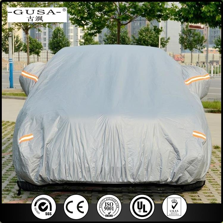 newly clear disposable plastic Waterproof Breathable Fabric Car Cover Product Four Seasons General