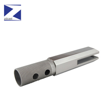 stainless steel square core drill glass spigot