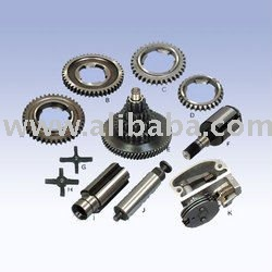 all kind of gears for piagio ape, ape mini truk, mahindra alfa / geo and atul gem