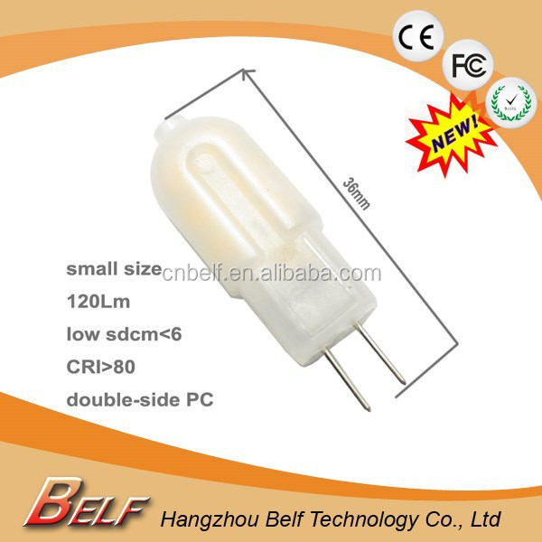 G4 socket Special PC cover led lighting bulb