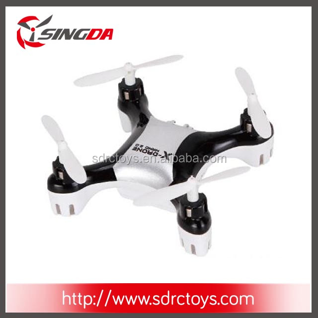 H801 2.4G 4 channel mini rc quadcopter with 6 axis gyro