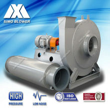 low noise high pressure Grate cooler cooling centrifugal blower