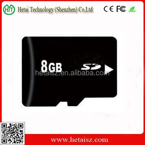 Factory OEM Class Ten Full Storage SD Memory Card 128MB-32GB SD Card