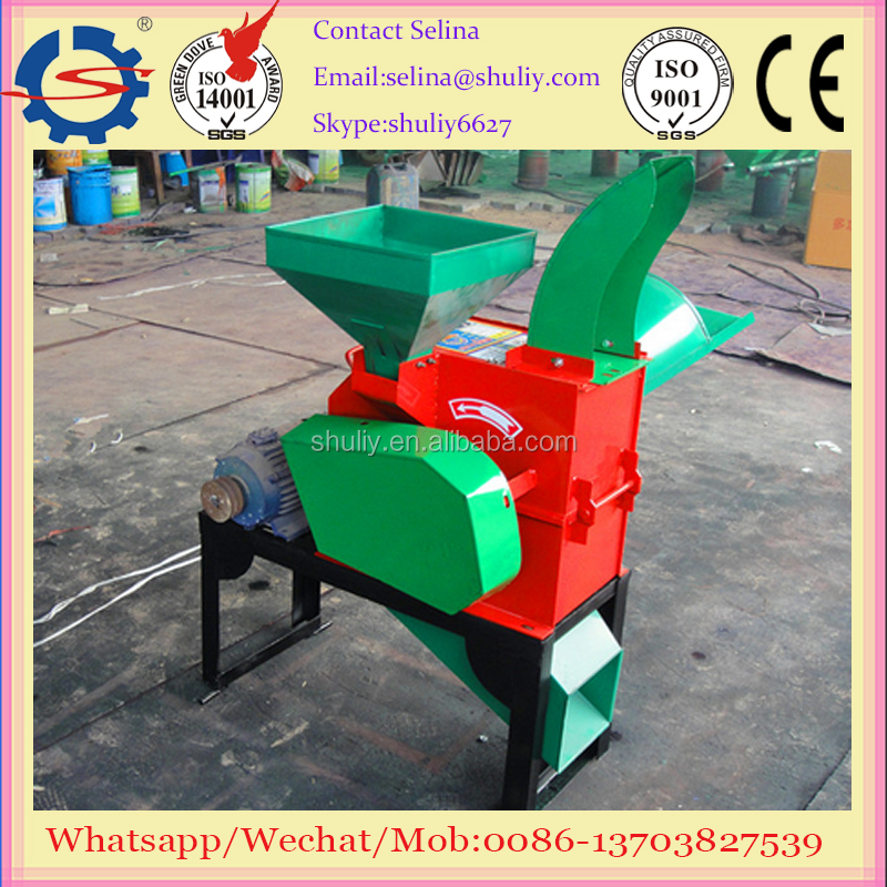 FAQ low cost high efficiency widely used small chaff cutter for sale