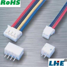 mg 640322 pbt-gf10 automotive harness connectors