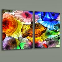 Custom UV Printing Clear Board Acrylic Art Printing