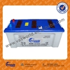 12V 150AH Dry Charged lighting Lead acid Afghanistan Battery