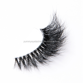 Beauty Cost of 3D Real Mink Lashes and Packaging Mink Lashes