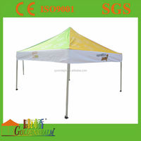 collapsible outdoor works tent
