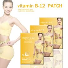 Super power slimming energy patch Vitamin B12 Patch with healthy ingredient