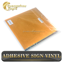 "Solide Package of 48 Sheets 12""*12"" Glue Adhesive Thermal Label Sticker Vinyl"