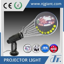 GLG-04 Low Voltage 12w Christmas Projection Lights Christmas LOGO Projector