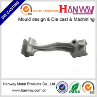China GuangZhou OEM die casting manufacturer precision cnc machining support arm medical equipment