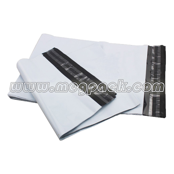 custom logo printed manufacture plastic courier mailing bag