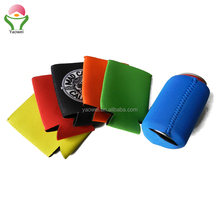 newest hot sell cheaper promotional wholesale 3mm cute tube blank folding neoprene can cooler