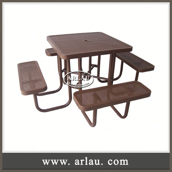 Arlau Mix Steel Furniture Bistro Sets,Party Tables And Chairs For Sale,Wrought Iron Furniture