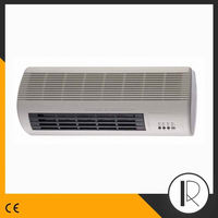 0720118 LED remote control 1500w wall ceramic heater