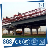 Overhead Launching Crane bridge girder launcher