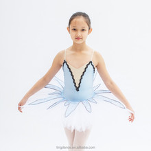 2017 lovely kids gilrs cute ballet tutudress stage dance wear costumes