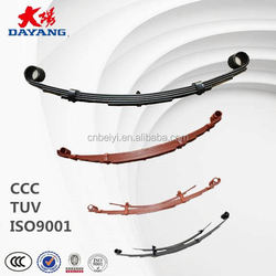 new arrival 6+4 60Si2Mn good quality leaf spring