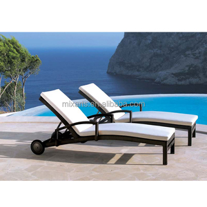 Garden furniture outdoor Popular Hot Selling Cheap price High quality furniture outdoor sunlounger rattan armless chair