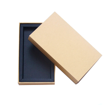 Custom Printed Kraft Phone Case Paper Packaging Boxes Manufacture
