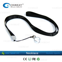 Wholesale e cig lanyard ego lanyard ring clips