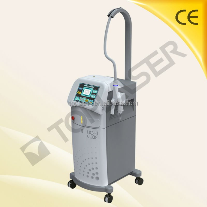 Factory Price 1550nm CO2 Fractional Erbium Laser Cleaning super penetration wrinkle removal machine