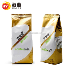 Personalized design coffee custom packaging bag with great price
