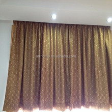 printed blind curtain