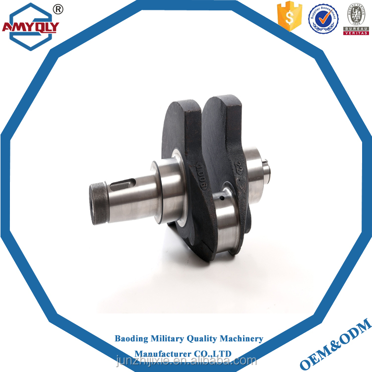 Agriculture equipment 50cc diesel engine parts crankshaft