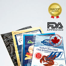 Flexible Food Packaging - High Quality Custom Canadian Manufacturer