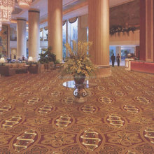 High quality new design 80 wool 20 nylon wilton floral carpets wall to wall carpet