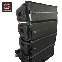 2019 hot selling la-5 10 inch speaker 1000w big power speakers line array audio system