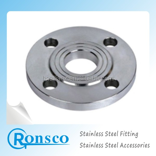 Nickel Alloy Flange Ansi Stainless Steel 1.4404 Flange