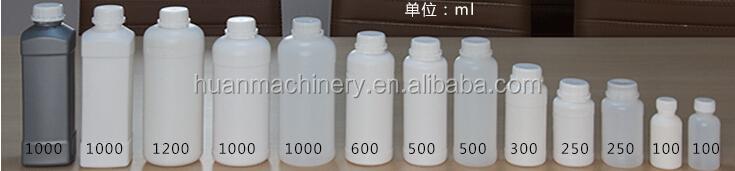 500 ml/1L/2L PE Bouteille Machine De Soufflage pour le Nettoyage Jerry Peut
