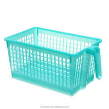 Kitchen Organizing Custom Plastic Storage Basket For Fruits,Vegetables