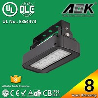 AOK-40Wi C-tick CE EMC GS LVD RoHS UL Energy Star Approval 8 Years Warranty Ground Level Lighting
