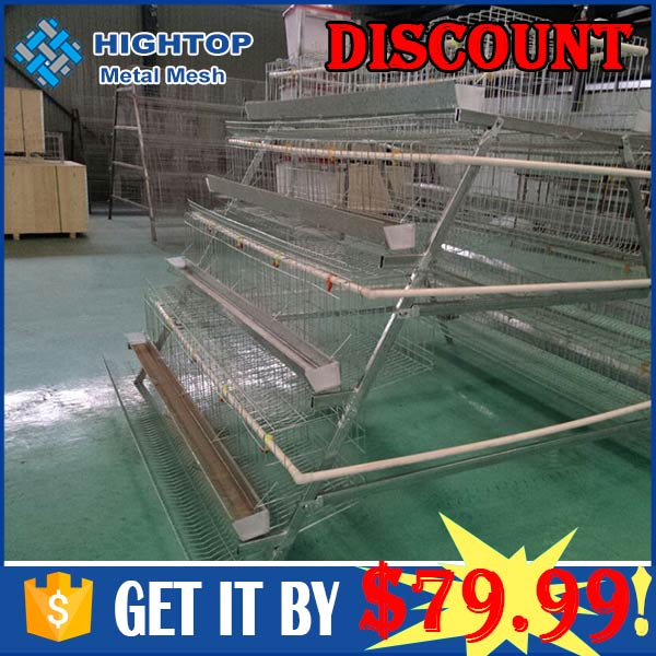 Cheap Folding Rabbit Chicken Cages For Feed