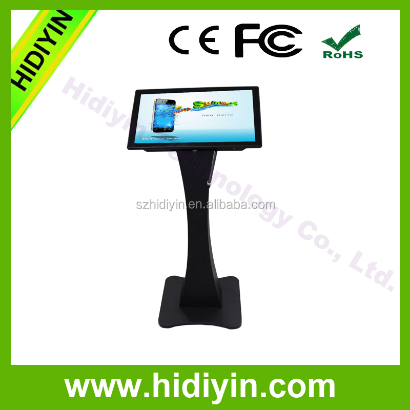 23.6 inch LED Touch screen All in one PC With Built In Computer accessories